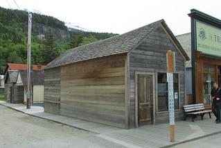 Skagway, Alaska - Goldberg Cigar Store