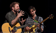 Dawes - 2017 Lowell Summer Music Series (streamingmeemee (Tim Carter)) Tags: taylorgoldsmith wyliegelber accousticguitar bassguitar boardinghousepark concert concertphotography dawes electricbass guitar livemusic lowell lowellsummermusicseries lowellmusic nps