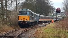 Double Class 31s Weardale Railway (Uktransportvideos82) Tags: weardalerail polarexpress traintochristmastown