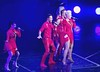5,6,7,8..... (law_keven) Tags: steps music livemusic greenwich london england o2 20yearsofsteps leelatchfordevans clairerichards lisascottlee fayetozer ianhwatkins 90smusic tearsonthedancefloorlive newmusic stage concert