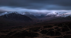 Ogwen pre-dawn (Nick Livesey Mountain Images) Tags: