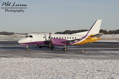 Avtran LLC - N286BS - 2017.12.11 - ENZV/SVG (Pål Leiren) Tags: unknown n284bs n2846bs saab saab340 pa42720cheyenne3 stavanger sola norway svg enzv flyplass airport planes plane planespotting aviation aircraft runway rw airplane canon7d 2017 airliner jet jetliner december december2017 avtranllc avtran ferryflight ferry