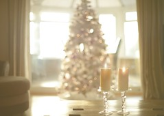 December Mornings.. (KissThePixel) Tags: christmas christmastree tree bokeh soft softbokeh gentle december candle candles flame pastel light home happy love nikon nikondf ailens 50mm nikkor12 nikkor f12 romance morning mornings family 4thdecember stilllife stilllifephotography