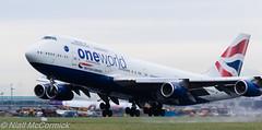 G-CIVI British Airways Boeing 747-436 (Niall McCormick) Tags: dublin airport eidw aircraft airliner dub gcivi british airways boeing 747436 b744 jumbo jet ba 747