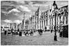 Brugge (judepics) Tags: bnw belgium bruges brugge citysquare blackwhite mono monochrome markt marketsquare