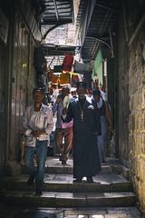 Jerusalem's Old City (Javier García Blanco) Tags: jerusalem israel oldcity fujifilm xt1 1655mm fujinon travel christian ethiopian souk