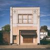 clock shop (simple pleasure) Tags: building awning windows abandoned sky zanesville ohio