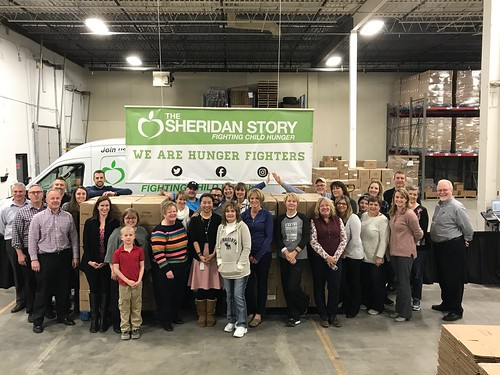 Sysco Minnesota Packing Event 11/7/17