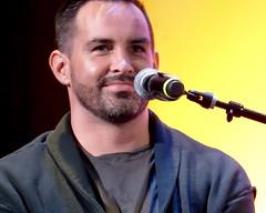 IMG_0216 (danimaniacs) Tags: mismatchgame parody celebrity impersonation man solo handsome cute smile beard scruff