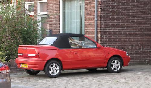 1994 Suzuki Swift Cabrio 1 3 - a photo on Flickriver