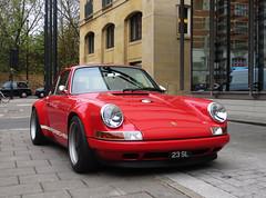 Porsche 911 Singer (p3cks57) Tags: porsche 911 singer supercars cars worldcars tuner london red car
