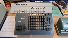Soemtron 214 Rechenmaschine (1964) (stiefkind) Tags: vcfb vcfb2017 vcfb17 vintagecomputing soemtron