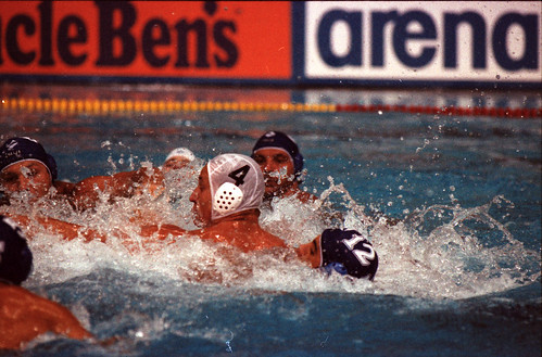 17 Waterpolo EM 1993 Sheffield