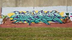 Resio... (colourourcity) Tags: graffitti graffitiwriters graffitimelbourne streetart streetartnow streetartaustralia burner letters melbourne burncity awesome colourourcity nofilters original resio joiner