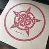 Celtic Star (Don Henderson) Tags: celticart celticstar vectorart adobeillustrator epsonartisan digitalprint