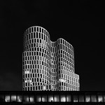 The Upper West Tower by night thumbnail