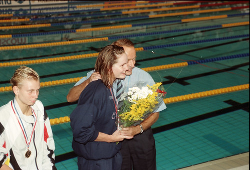 086 Swimming EM 1993 Sheffield