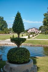 ARNAGA JARDIN-014 (MMARCZYK) Tags: villa arnaga france pays basque jardin ogrod 64 pyrénéesatlantiques nouvelleaquitaine cambolesbains à la française