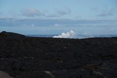 K3_P2819-sRGB (mountain_akita) Tags: hawaii coast lava smoke steam pāhoa unitedstates us