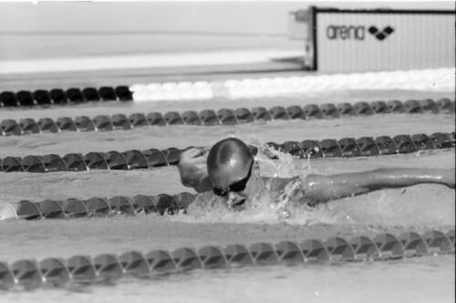 079 Swimming EM 1991 Athens