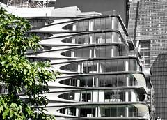 Zaha Hadid building (annykita) Tags: zahahadid newyork newyorkbuildings architecture arquitectura