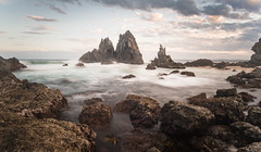 Camel rock (laurie.g.w) Tags: camelrock rocks water lakewallaga bermagui nsw southcoast coast rocky shoreline seascape waterscape tokina35 17mm wideangle