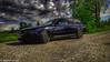 audi (1 of 1) (martinviirok) Tags: audi a6 quattro facelift nature mv green road sky dark blue edit gravel