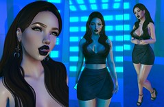 Blue (ZexyQueen) Tags: secondlife sl newinsl slfashion slstyle whattowear sexysl slphotography slblog slblogger anxiety taketomi zombiesuicide thecoven vague vaguesl anybody emarie yummy reign kustom9
