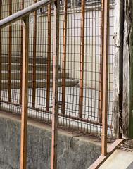 Fence (jar [o]) Tags: vacant fence steps hillsideschool