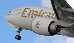 A6-EWC LMML 15-11-2017 (Burmarrad (Mark) Camenzuli) Tags: airline emirates aircraft boeing 77721hlr registration a6ewc cn 35576 lmml 15112017