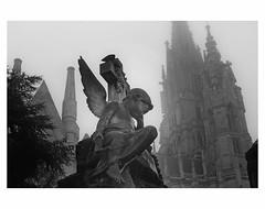 Cimetière de Laeken # 1 (bruXella & bruXellus) Tags: bruxelles brussels brussel brüssel belgien belgië belgique leicax1 blackwhite monochrome friedhof cemetery graveyard churchyard cimetièredelaeken begraafplaatsvanlaken friedhofvonlaken