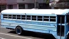 Iglesia Prebisteriana Reformada-Ex-School Bus-3 (ramon10vm) Tags: guaguasdecuba omnibushabana international schoolbus