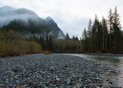 Nature Sounds (John Westrock) Tags: nature mountains trees river rocks forest clouds fog washingtonstate pacificnorthwest canoneos5dmarkiii canonef2470mmf28lusm