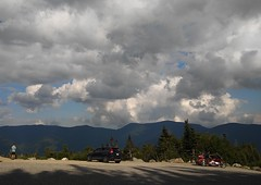 White Mountain, New Hampshire (lotos_leo) Tags: whitemountain newhampshire nh nationalforest sky minimal landscape crossamerica2017 travel outdoor people