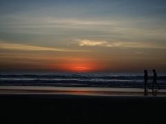Sunset stroll. (isaacullah) Tags: