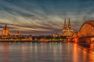 Cologne by Night <3