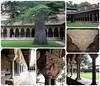 Cloître. Cloister (Moissac) (France-♥) Tags: cloitre moissac collage france cloître cloister chapiteaux arcade cedar tree cèdre arbre