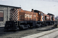 A Different Catch (ac1756) Tags: cpr canadianpacific cprail mlw alco s4 7107 saultstemarie ontario canada