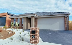 Lot 1447 Everard Ave highgrove, Clyde North VIC