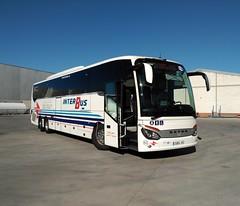 Setra S517HD Nº 82 de Interbus (Rubén Elvira) Tags: setra s517hd interbus 82 982 vac231 madrid seseña quiñon legazpi 231 3904jck 3904 jck costa sol algeciras marbella malaga ciudad real mercedesbenz mercedes