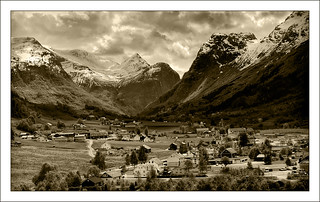 Mountain's of Olden(Norway)