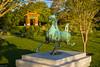 Horse statue (i-lenticularis) Tags: act australia canberra chinesegarden m240 summaritm50f24 horsestatue