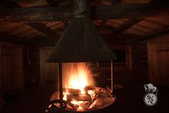The fire is hot (Storm'sEndPhoto) Tags: 2017 anselsiegenthaler stormsendphotography stormsendphoto campfire finland fire fireshelter flames longexposure night nikon nikonphotography nuotio pohjanmaa satakunta seitseminen suomi