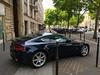 Aston Martin V8 Vantage 4.3Litre Coupe & 6Speed manual gearbox (mangopulp2008) Tags: aston martin v8 vantage 43litre coupe 6speed manual gearbox arc de triomphe champes elysees paris prestige cars