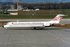 "Turkish Airlines McDonnell Douglas DC-9-32 TC-JAE ""Trakya"" (Kambui) Tags: turkishairlines mcdonnelldouglas dc932 tcjae trakya"