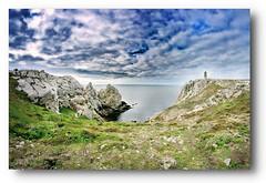 Pen-hir (lp_alain) Tags: ngc nikon nature samyang sky sun samyang8mm seascape bretagne brest brittany bzh beautiful finistère fisheye france