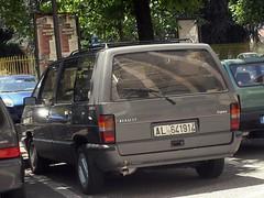 Renault Espace 2.0 TSE 1989 (LorenzoSSC) Tags: renault espace 20 tse 1989