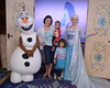 Olaf and Elsa at Epcot (Berlioz70) Tags: dvc disneyworldcharacters waltdisneyworld epcot moonlight magic
