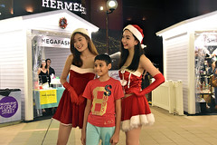 Santarina (chooyutshing) Tags: santarina meetandgreet endlesswonder christmasvillage ngeeanncitycivicplaza orchardroad christmasfestival2017 attractions celebrations singapore