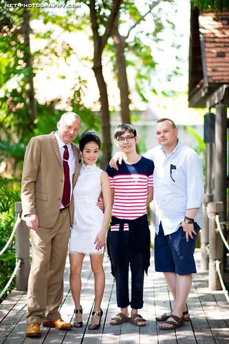 Thailand Evason Hua Hin Engagement Session